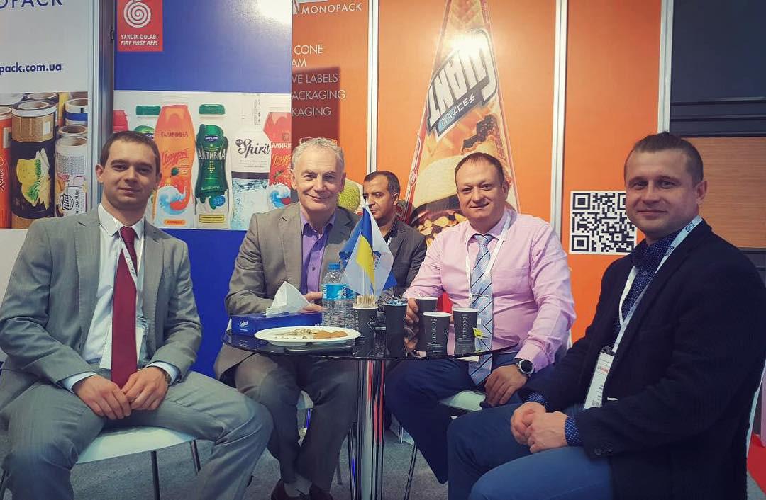 Eurasia Packaging 2018 Istanbul 24 th International Packaging Industry Fair